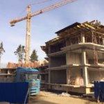 Строительство в Сосново